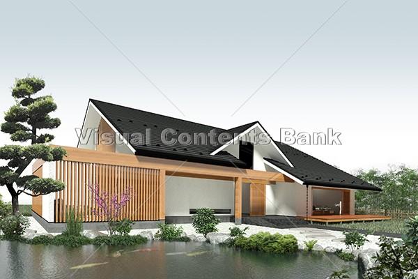 日本家屋(cg_0153)   aruyo -Vis...