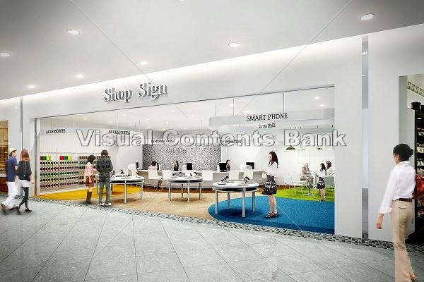 物販店(cg_0256)
